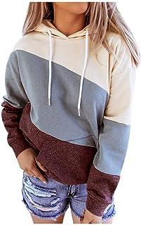 haoricu Womens Tie Dye Printed Hoodies Drawstring Loose Fit Crop Tops Pullover Sweatshirt with Pockets