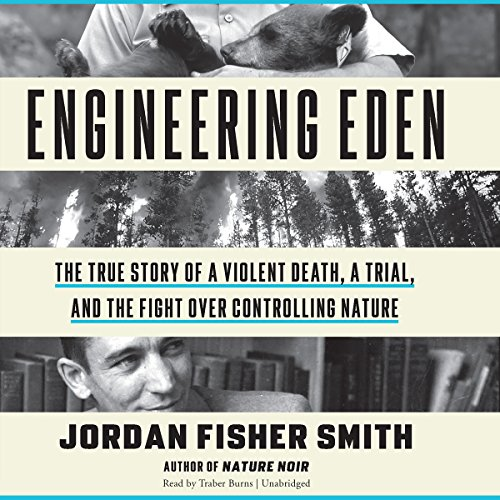Engineering Eden audiobook cover art