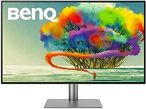 BenQ PD3220U 32 inch 4K Monitor IPS, HDR, AQCOLOR, Display P3, DCI-P3, sRGB, Rec.709, Hotkey Puck G2, Eye-Care, ICC sync, ...
