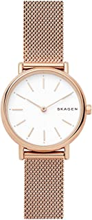 Skagen Signatur Two-Hand Stainless Steel 30mm Minimalist Watch