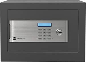 Yale 05542000-1, Cofre Certificado Sold Secure , Home, Preto , YALE