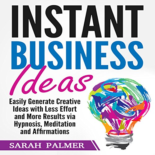 Instant Business Ideas cover art