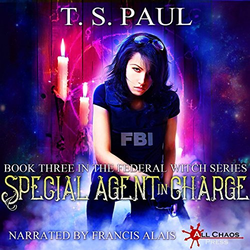 Special Agent in Charge audiobook cover art