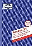 "AVERY Zweckform Formularbuch""Bestellung"", SD, A5"