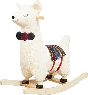 rocking llama