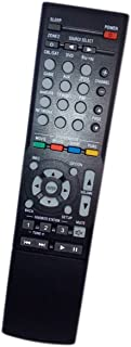 Replaced Remote Control Compatible for Denon AVR-1913 RC-1167 AVR-2113CI AVR-E400 Home Theater AV Receiver System