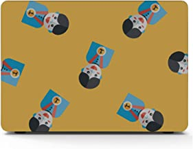 MacBook Pro 15 Case Fashion Happy Proud Medal Honor Glory Plastic Hard Shell Compatible Mac Air 11