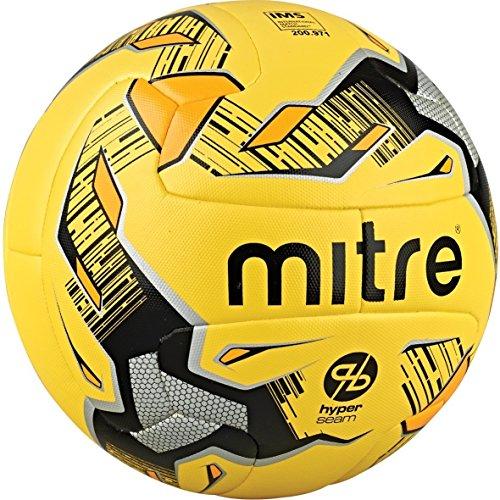 mitre Ultimatch Hyperseam Soccer Ball