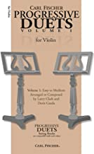 BF36 - Progressive Duets Vol.1 Violin