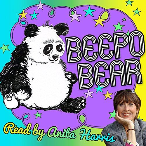 Beepo Bear audiobook cover art