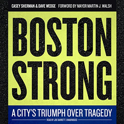 Boston Strong cover art