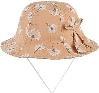 RoyalDS 2019 Girl Print Sunscreen Fisherman hat Cute Cartoon Sun hat Size: 53CM (Color : 1, Size : 53)