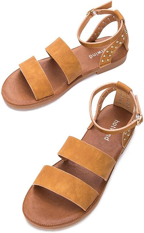 CJC Sandalen Damen Mode Schuhe Schuhe Schuhe Pumpe Gericht Knöchel Gurt Block Niedrig Hacke  7bb3cc