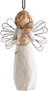 Willow Tree with affection Ornament, Sculpted Hand-Painted Figure