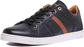 PANTOFOLA D'ORO Enzo Uomo Pan Lace Up Leather Shoes