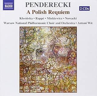 Penderecki: A Polish Requiem (2013-05-03)