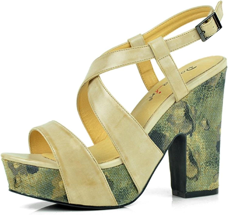 kvinnor kvinnor kvinnor -in kvinnor äkta lädersandaler, tofflor, tofflor, tofflor, sandaler, damskor...  Fri leverans och retur