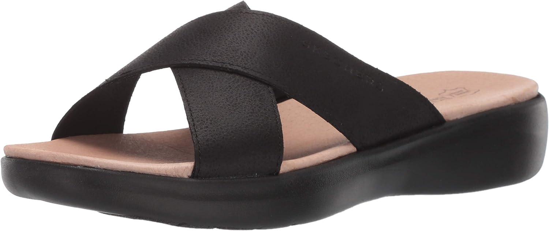 Skechers Womens On-The-go Luxe - 16285 Slide Sandal