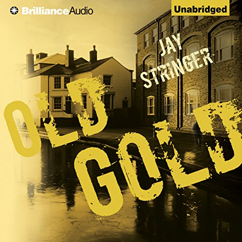 Old Gold audiobook cover art