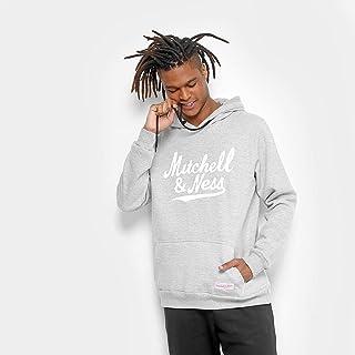 Moletom Mitchell & Ness Brand Masculino