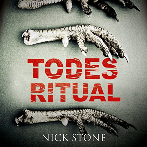 Todesritual audiobook cover art