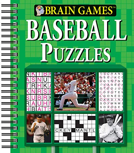 Brain Games - Baseball Puzzles