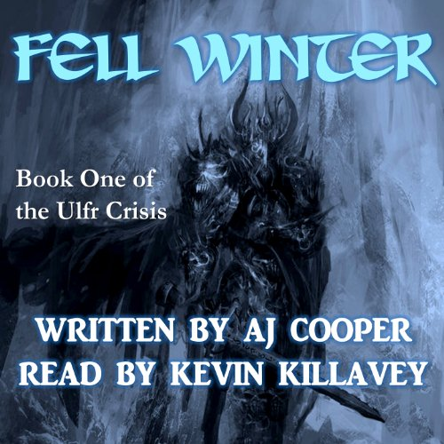 Fell Winter audiobook cover art