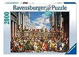 Ravensburger - Veronese: Las Bodas de Caná, Puzzle de 2000 Piezas (16653 4)