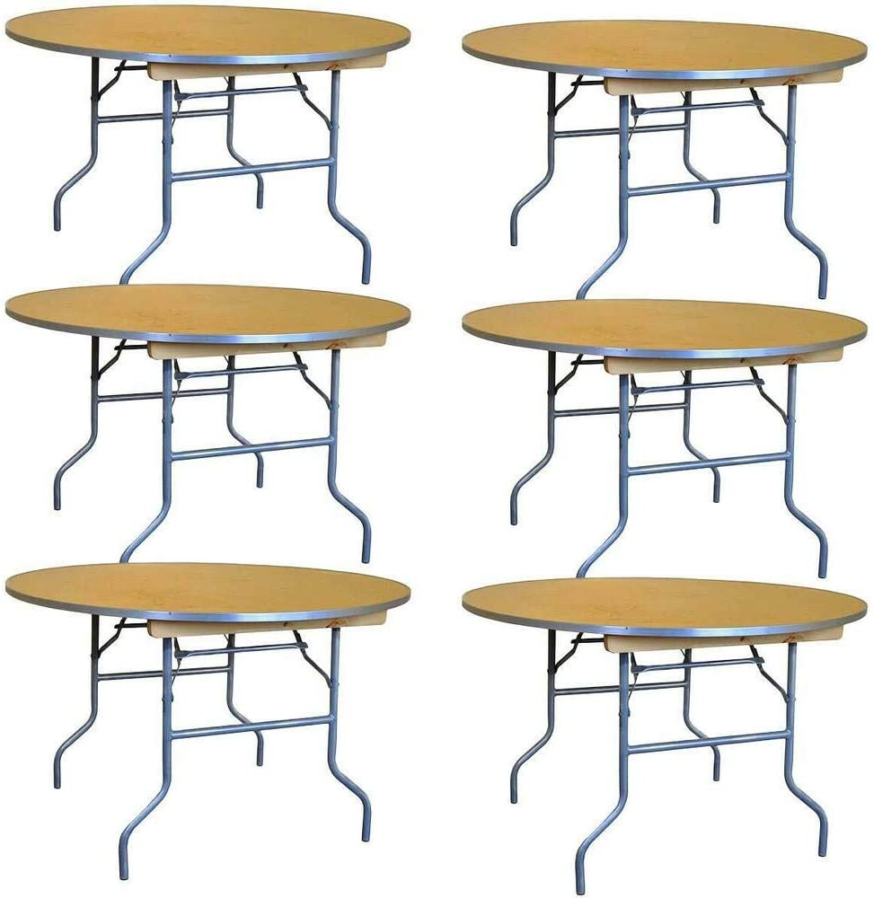 Round Dining Table 60