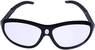 Python Prescription Adaptable Racquetball (Squash) Eye Protection, (Eyewear, Goggle, Eyeguard) Black & White Available