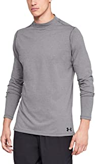 Men's ColdGear Compression Mock Long Sleeve T-Shirt