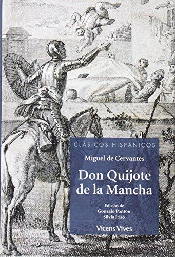 DON QUIJOTE DE LA MANCHA (CLASICOS HISPANICOS): 000001 (Clásicos Hispánicos) - 9788468234557