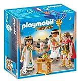Playmobil Romanos y Egipcios - César y Cleopatra,...