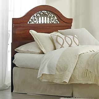 Ashley Furniture Signature Design - Fairbrooks Estate Poster Headboard - Queen/Full Size - Component Piece - Headboard Only - Reddish Brown
