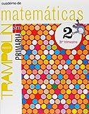 Proyecto Trampolín, matemáticas, 2 Educación Primaria. 3 trimestre. Cuaderno (versión pauta)