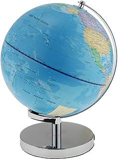 Dolity 3-in-1 LED World Globe Constellation Lighting Map Earth Globe, Kids Geography Educational Globe