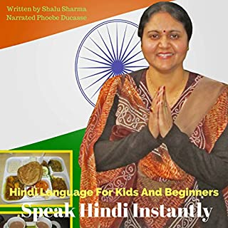 Hindi Language for Kids and Beginners cover art
