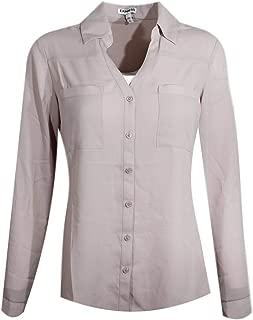 Women's Slim Fit Convertible Sleeve Portofino Shirt
