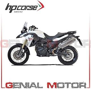 X 2015 15 HOHY1017-AB Terminale Scarico Hp Corse Hydroform Satin Nc 700-750 S