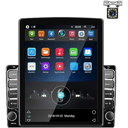 Android Autoradio Gps 2 Din 9 7 Zoll Vertikaler Elektronik