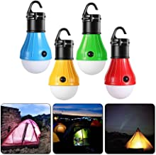 LEDMOMO Portable Led Camping Light Tent Lantern Light Bulb As Shown