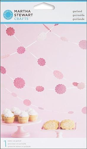 Martha Stewart Crafts Vintage Fille Paillettes Dot Guirlande