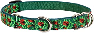 Lupine 3/4 Inch Beetlemania Combo Collar for Small to Medium Dogs
