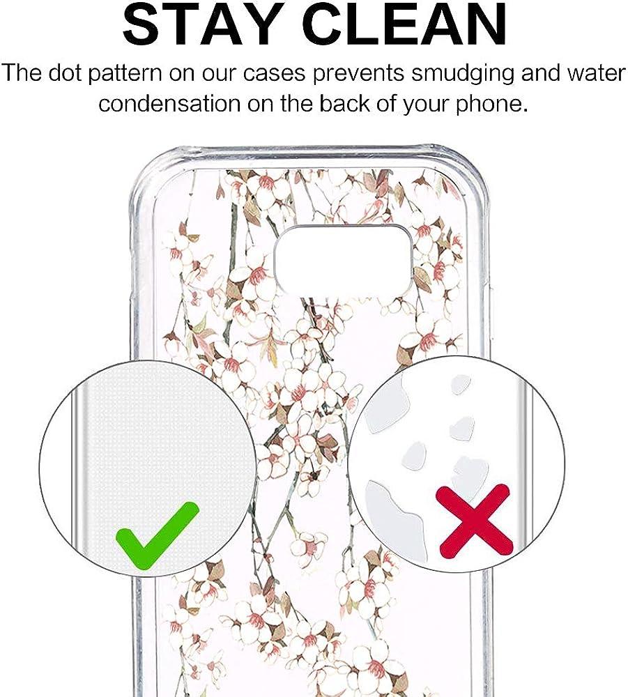 Crystal Clear Bumper Motif floral Ultra fine Transparent Jeack Coque de protection pour Samsung Galaxy A3 2017 Silicone souple TPU Pour Galaxy A3 2017 Antirayures