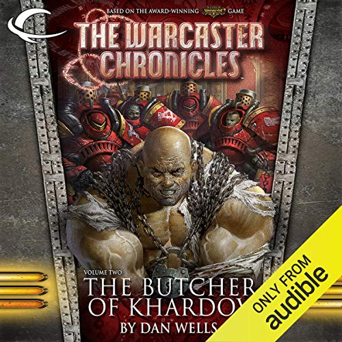 The Butcher of Khardov  By  cover art