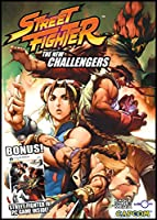 Street Fighter: The New Challengers Animated DVD + SFIV Video Game