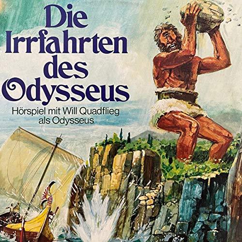 Die Irrfahrten des Odysseus cover art