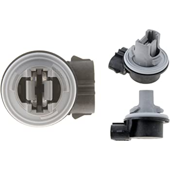 Replaces F1TZ13411F, F1TZ-13411-F APDTY 95876 3-Terminal Replacement Lamp Socket Fits 1996-1999 Ford Taurus Wagon; 1996-1999 Mercury Sable