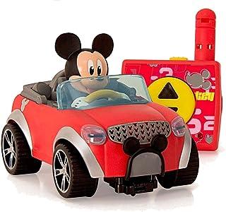 IMC Toys Mouse Voiture RC de Mickey-Disney, 181953, Coloris Assortis