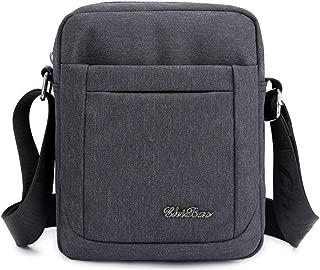 COAFIT Men's Shoulder Bag Splash-Proof Messenger Bag for Work